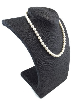 collier perles de culture blanche 0059